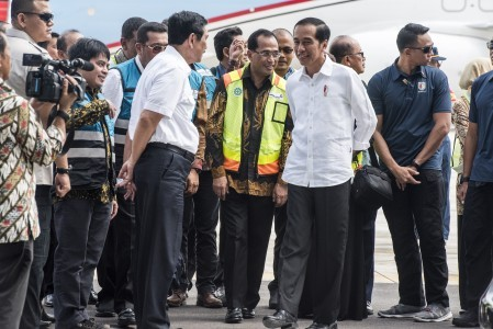 Revisiting Jokowi's global maritime fulcrum