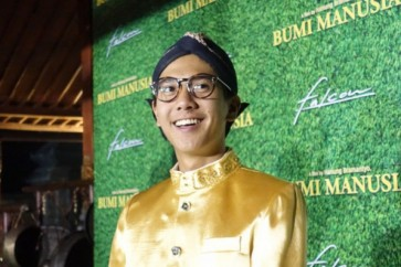 Iqbaal Ramadhan to star in 'Bumi Manusia' film adaptation