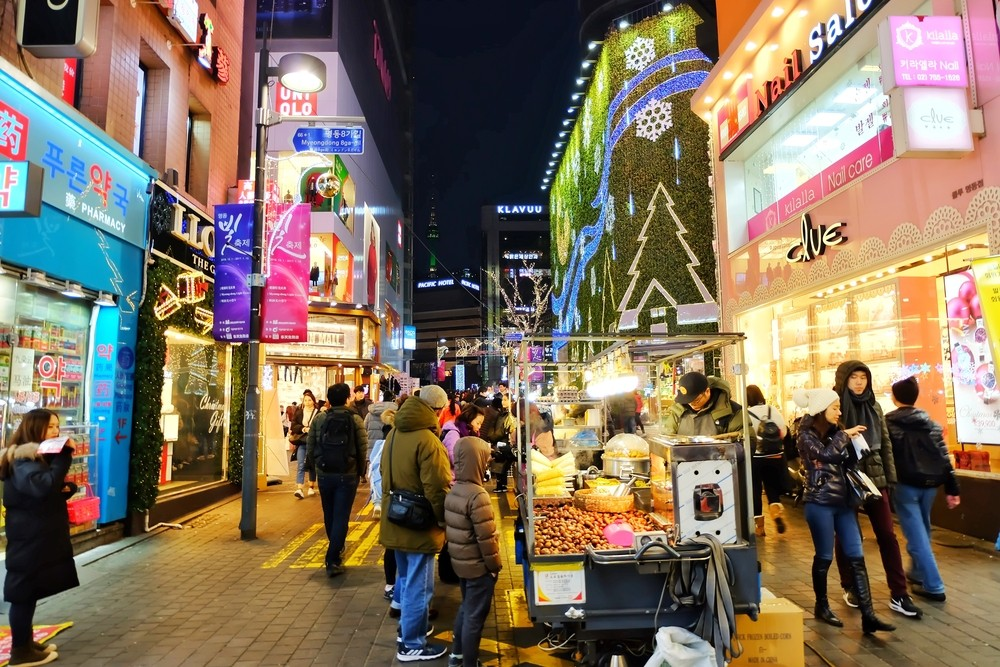 This app will connect visitors in Korea to locals in real-time chat