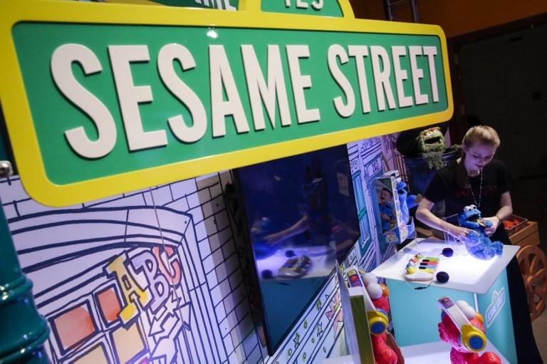 Latest online debate: Did Sesame Street's Grover drop the F-bomb?