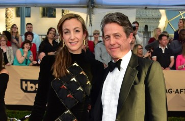 It's 'Love, Actually' as bachelor Hugh Grant marries at 57