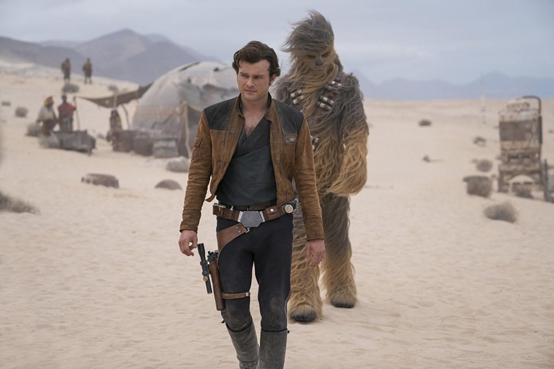 'Star Wars' spin-offs take a backseat