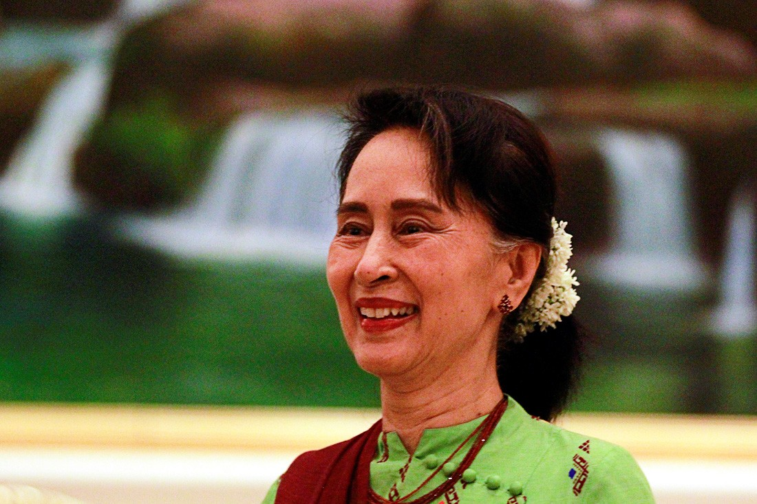 Myanmars leader officially stripped of honorary Canadian citizenship forecasting