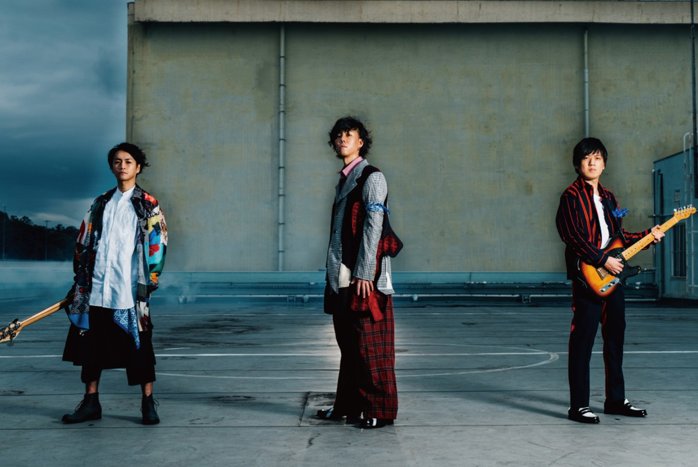 Japanese band Radwimps to rock Singapore in August