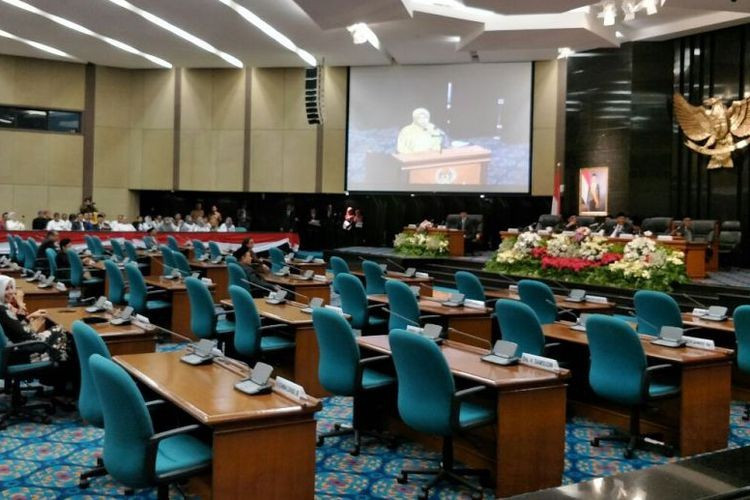 Jakarta councillors to visit Riau to study deputy governor election
