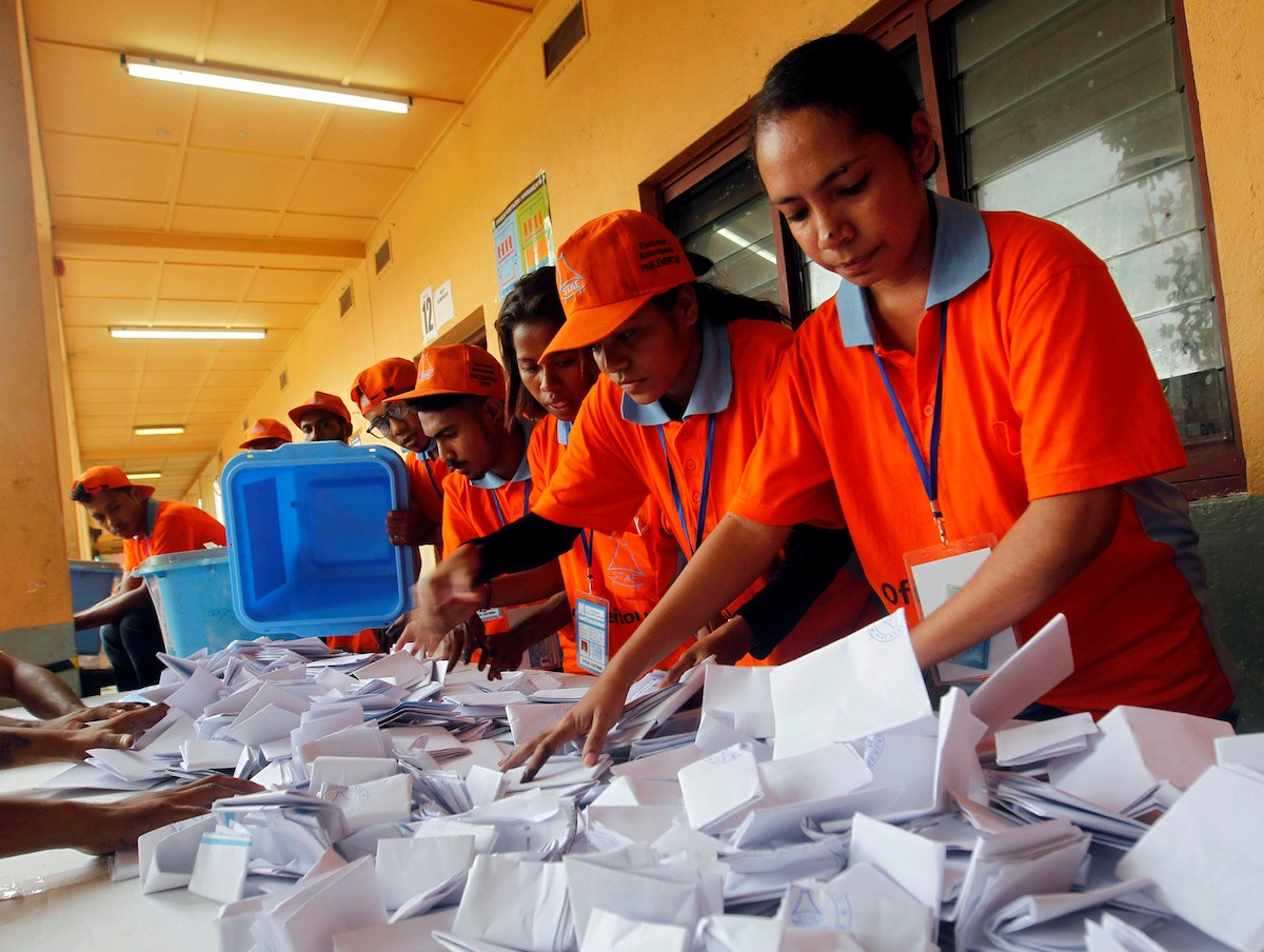 East Timor opposition coalition wins election after months of deadlock