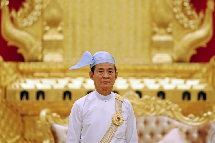 Myanmar president nominates Deloitte partner as new finance minister