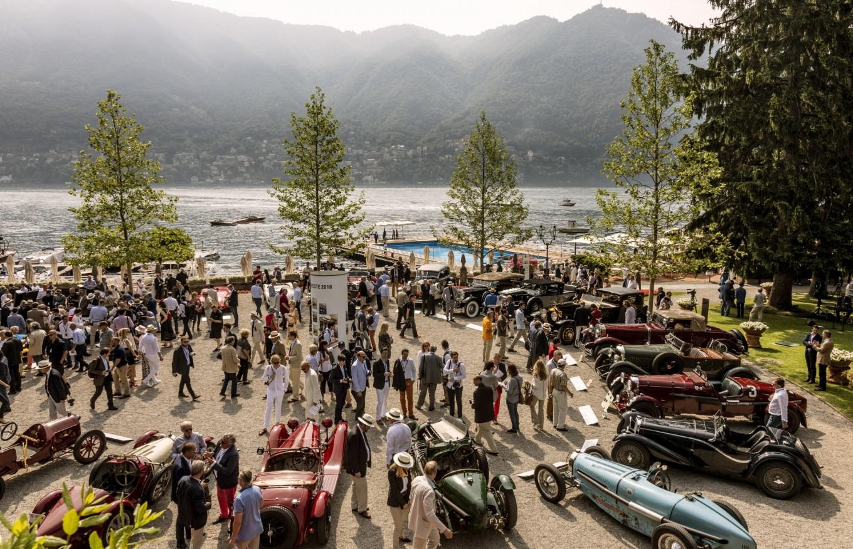 Stunning Classic Cars At The 2018 Concorso Di Eleganza Villa D'Este
