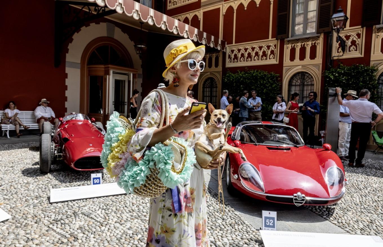 Classic Cars On Show At The 2018 Concorso D'Eleganza Villa D'Este