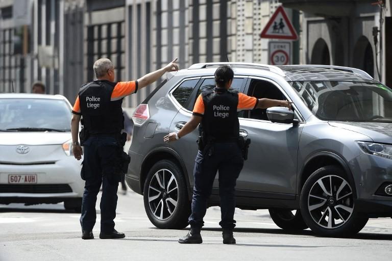 Three dead plus gunman in shootout in Belgian city