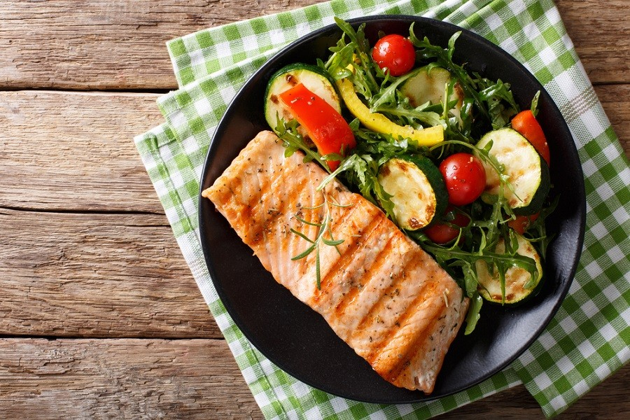 Seafood diet linked to getting pregnant faster
