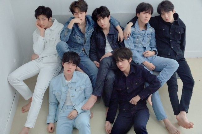 BTS world tour sold out nearly three months in advance