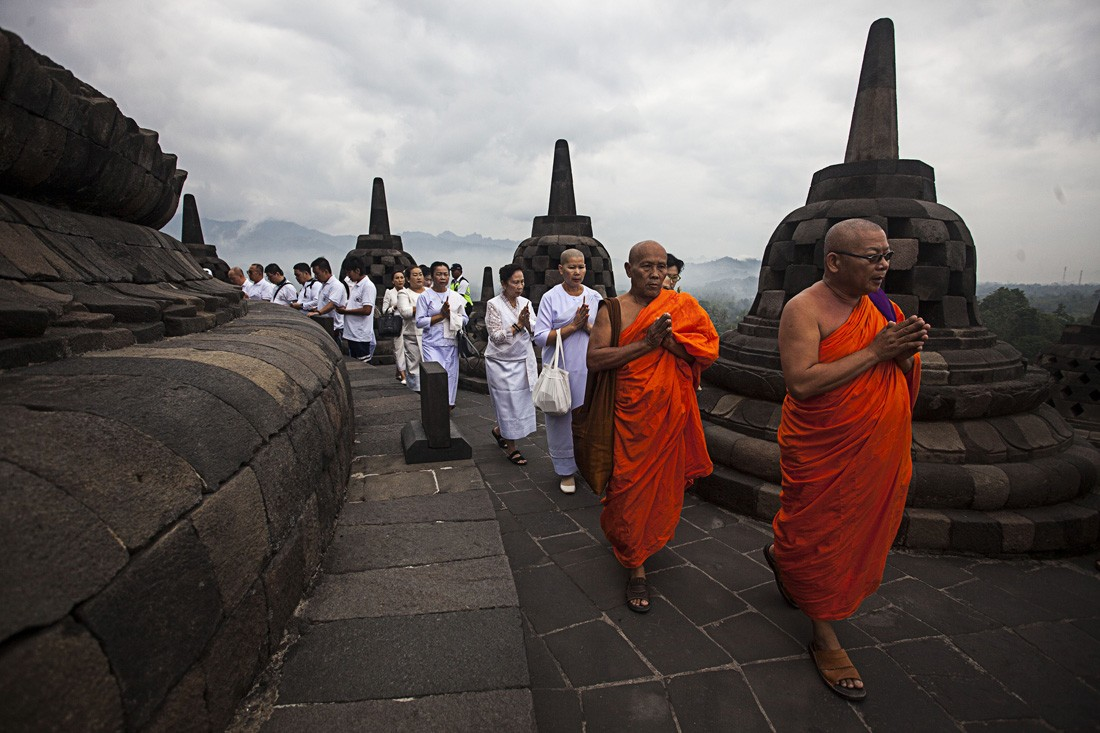 Buddhism: Indonesia's oldest religion is also the least understood