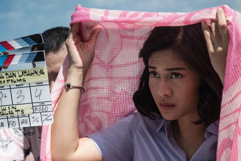Dian Sastrowardoyo, Nicholas Saputra wrap up filming 'Aruna dan Lidahnya'
