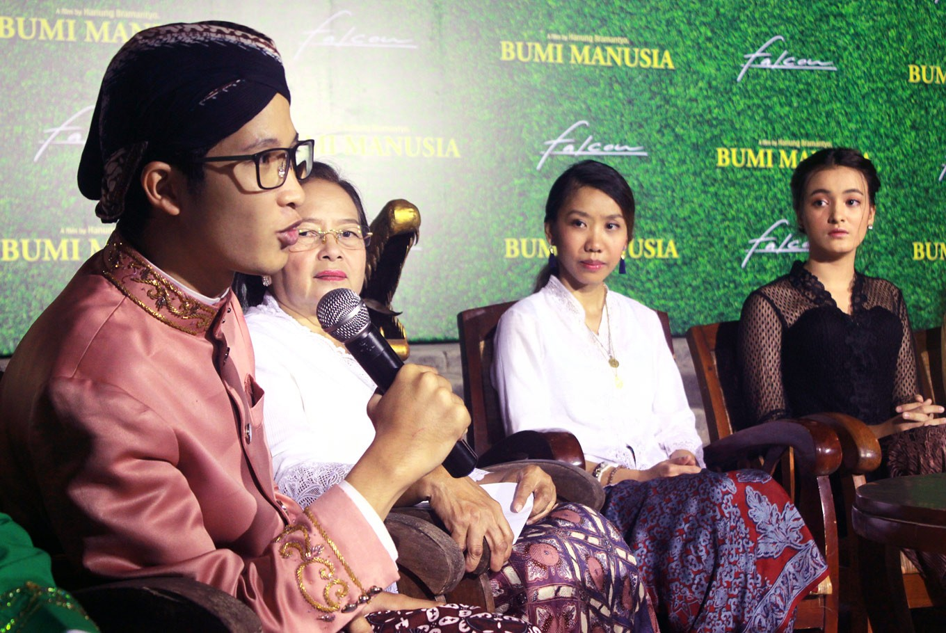 'Bumi Manusia' simplified to lure millennial generation