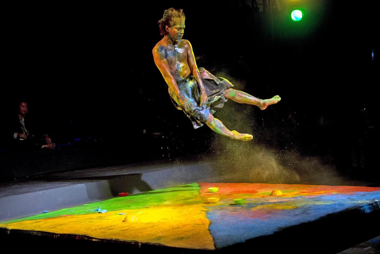 Riyanto: Dancing for liberation