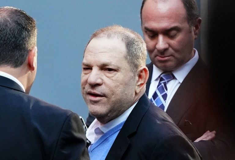 Harvey Weinstein must face sex trafficking claim by actress