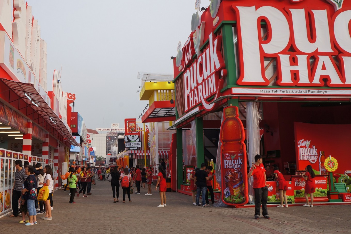 Jakpost guide to the Jakarta Fair