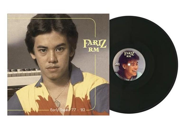 Fariz RM early recordings released on vinyl
