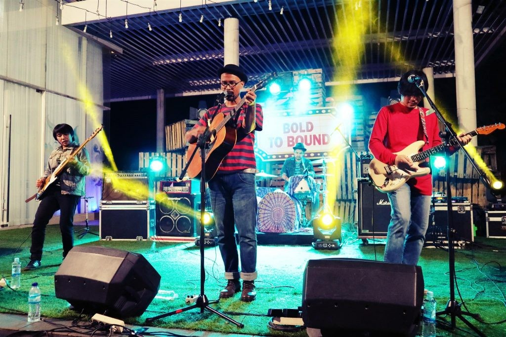 Indie darling Bangkutaman releases 'religious' song