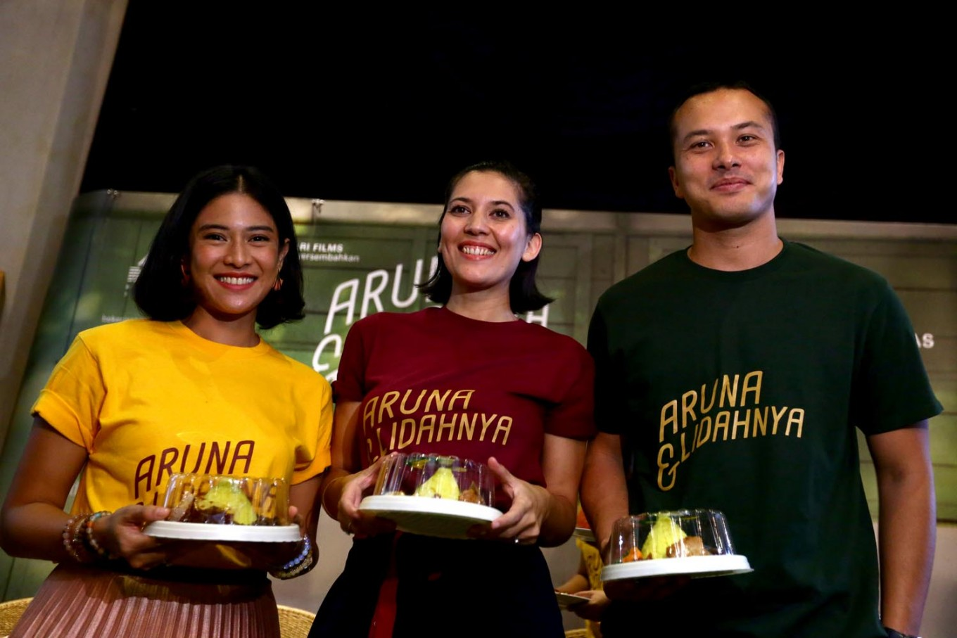 Friendship and food in 'Aruna and Her Palate'