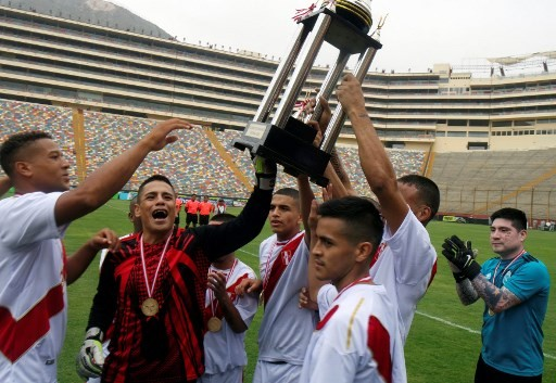 Peru gets out of jail to win prisoners 'World Cup'