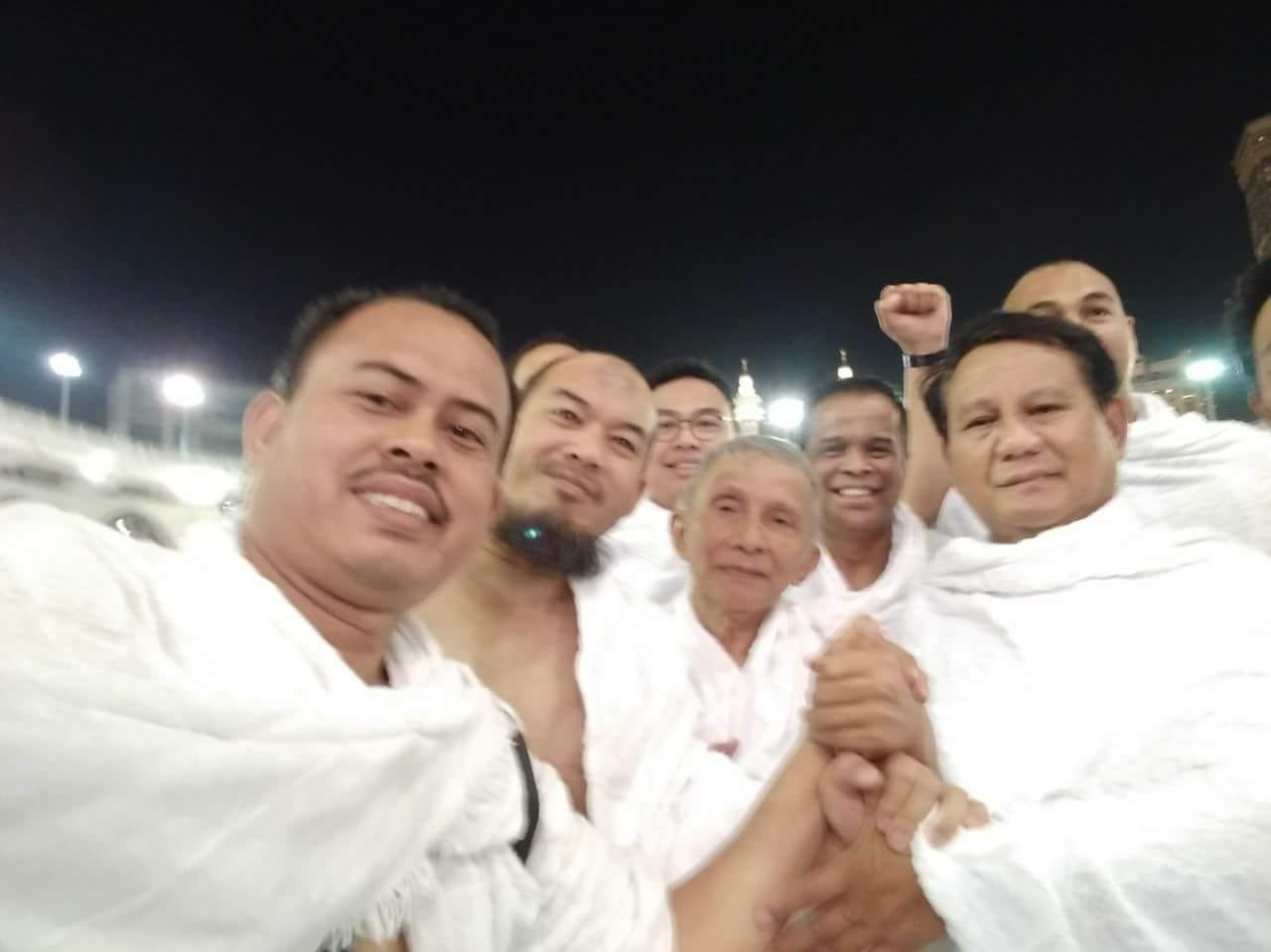 Amien Rais flaunts meeting with Prabowo, Rizieq on Instagram