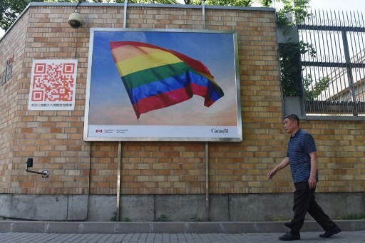 China's LGBT community finds trouble, hope at end of rainbow