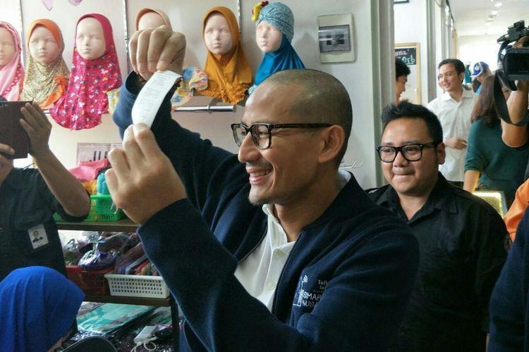 Prabowo picks Sandi as running mate