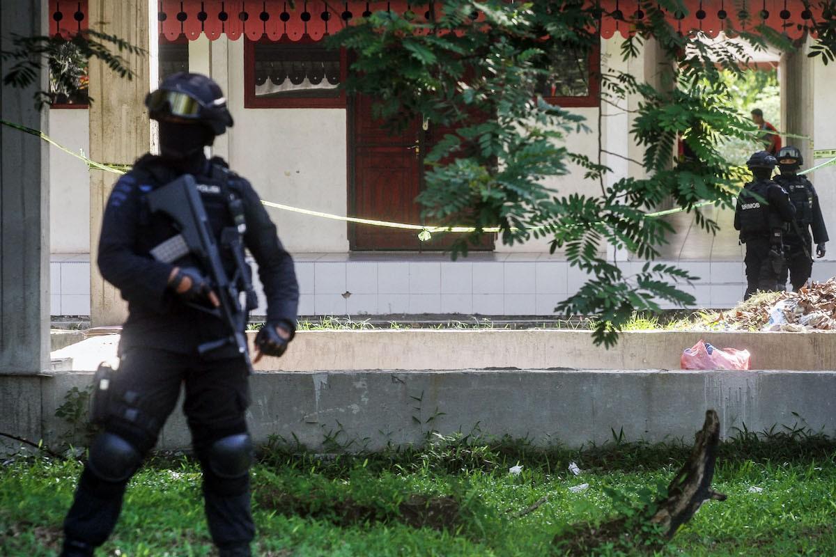 Densus 88 arrests latest terrorism suspect in C. Java