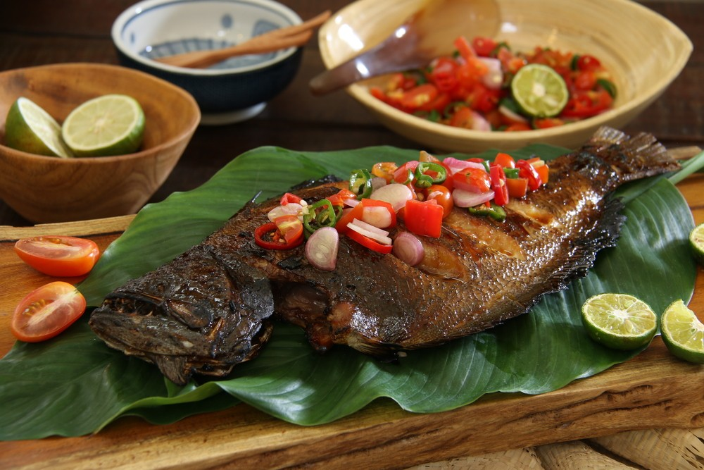 Indonesian dish 'ikan dabu-dabu' attracts Taste of Amsterdam visitors