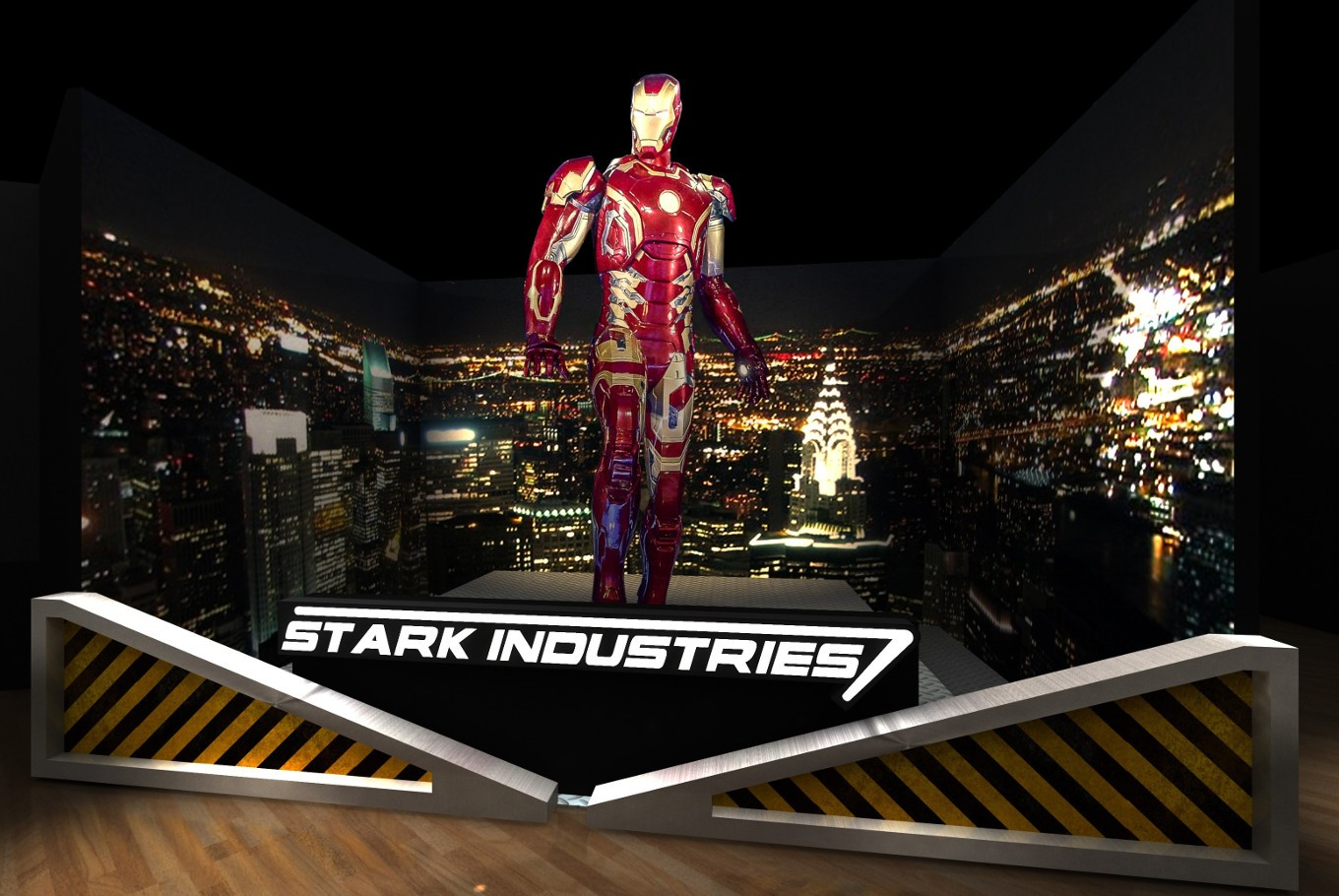 Marvel Experience attraction comes to Bangkok