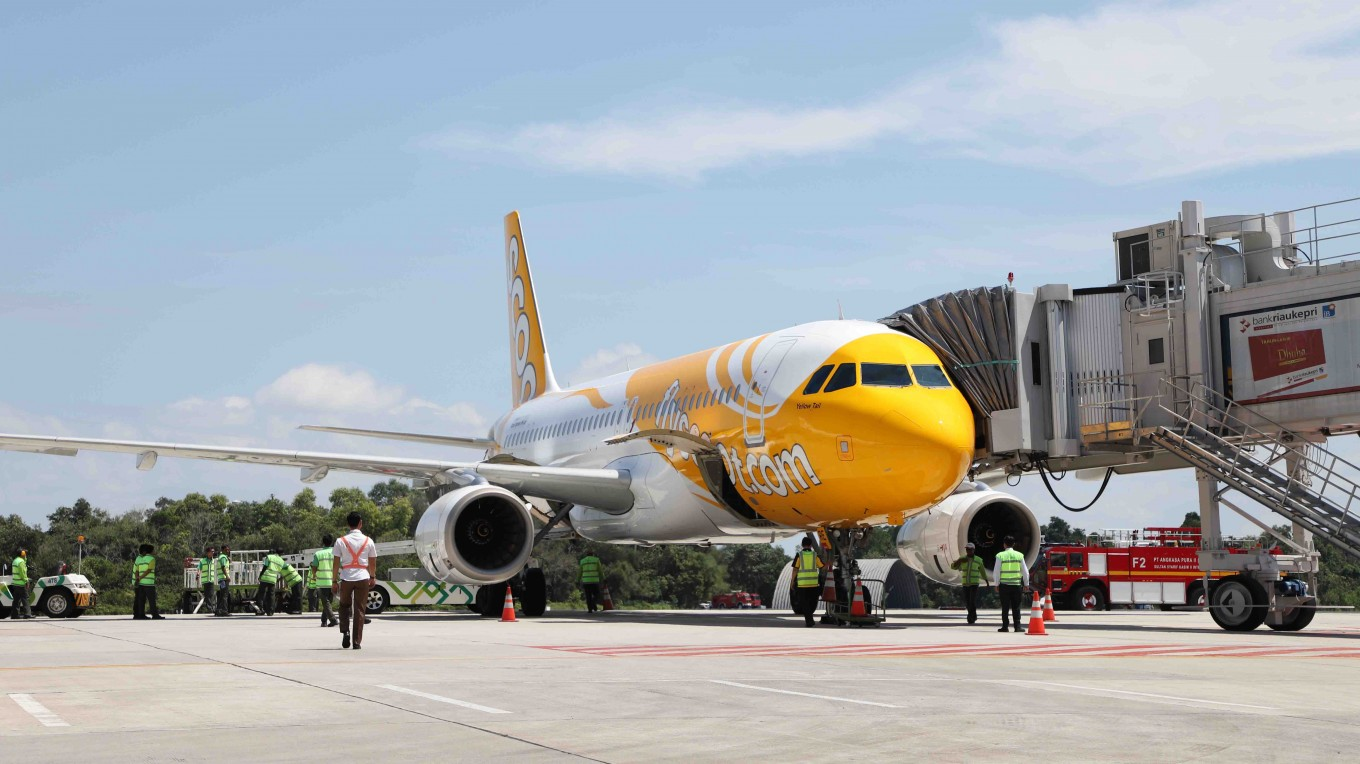 Scoot launches operations on Pekanbaru-Singapore route