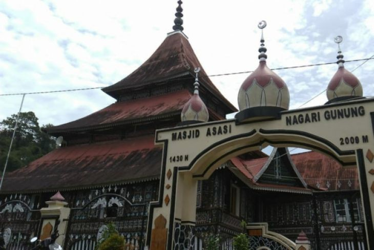 Getting to know Asasi Mosque, one of Indonesia's oldest mosques