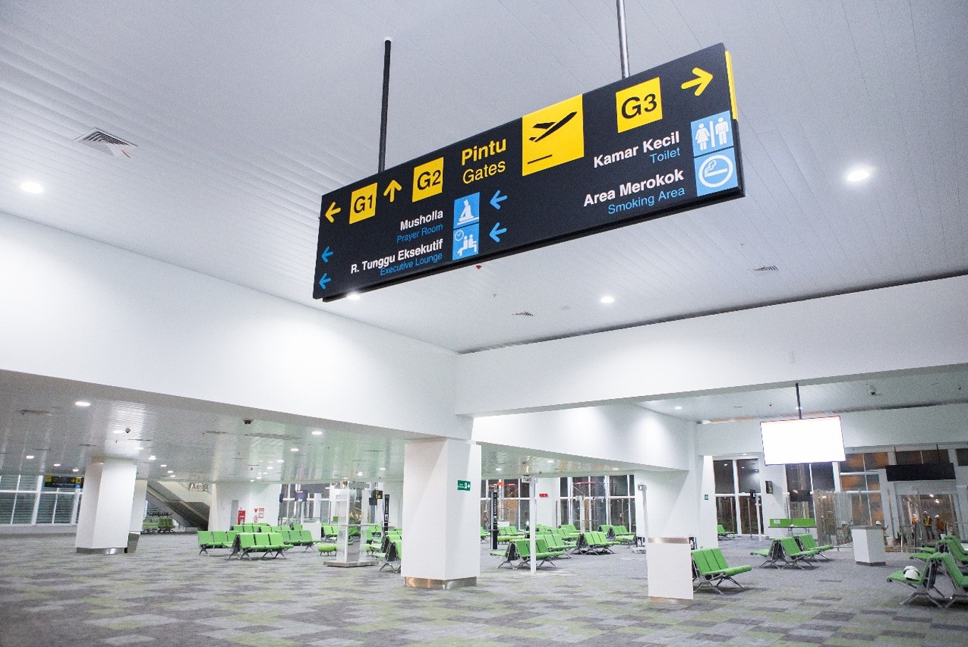 AirAsia begins operation at new Ahmad Yani airport terminal