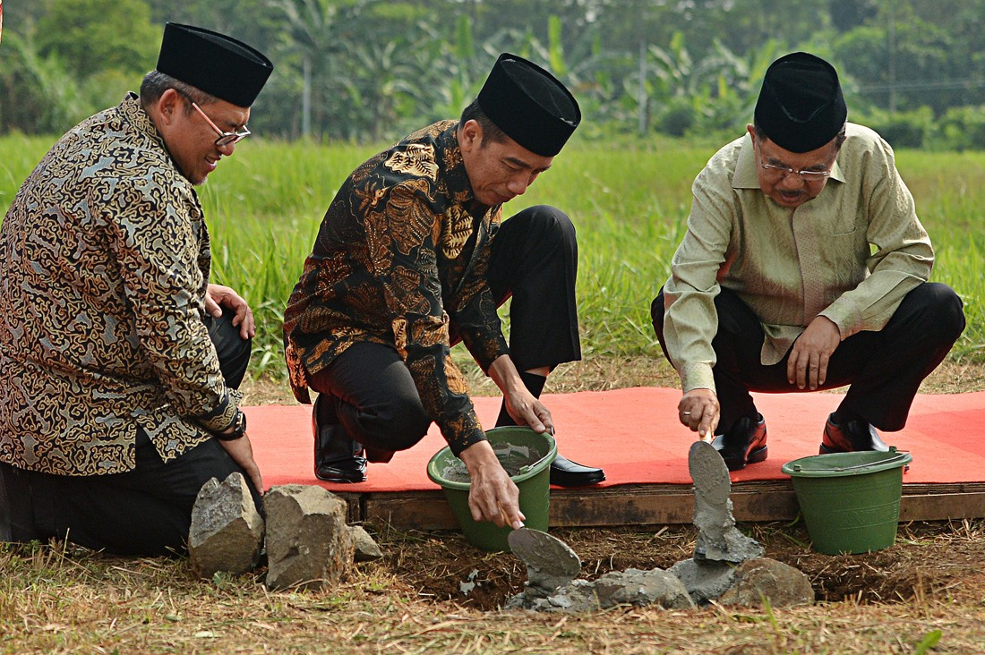 New international university in Depok set to become 'center of Islamic civilization'