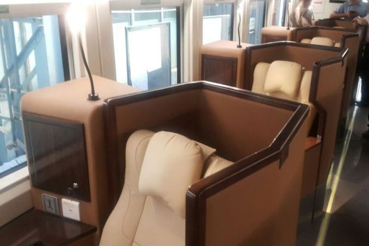 PT KAI to launch luxury sleeper train car on Tuesday