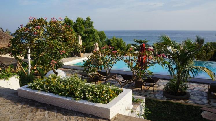Mario Hotel and Cafe in Mananga Aba, Southwest Sumba