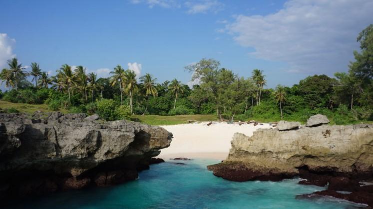 Mandorak Beach in Southwest Sumba.