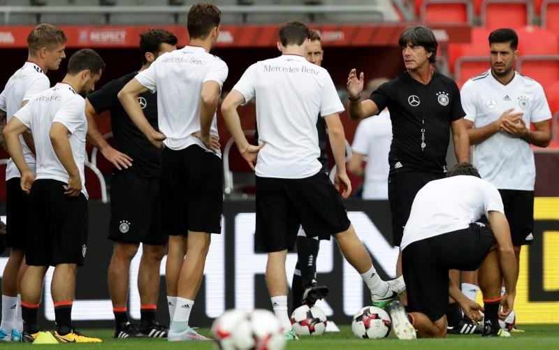 Bayern, Leipzig players back for Germany duty in Nations League