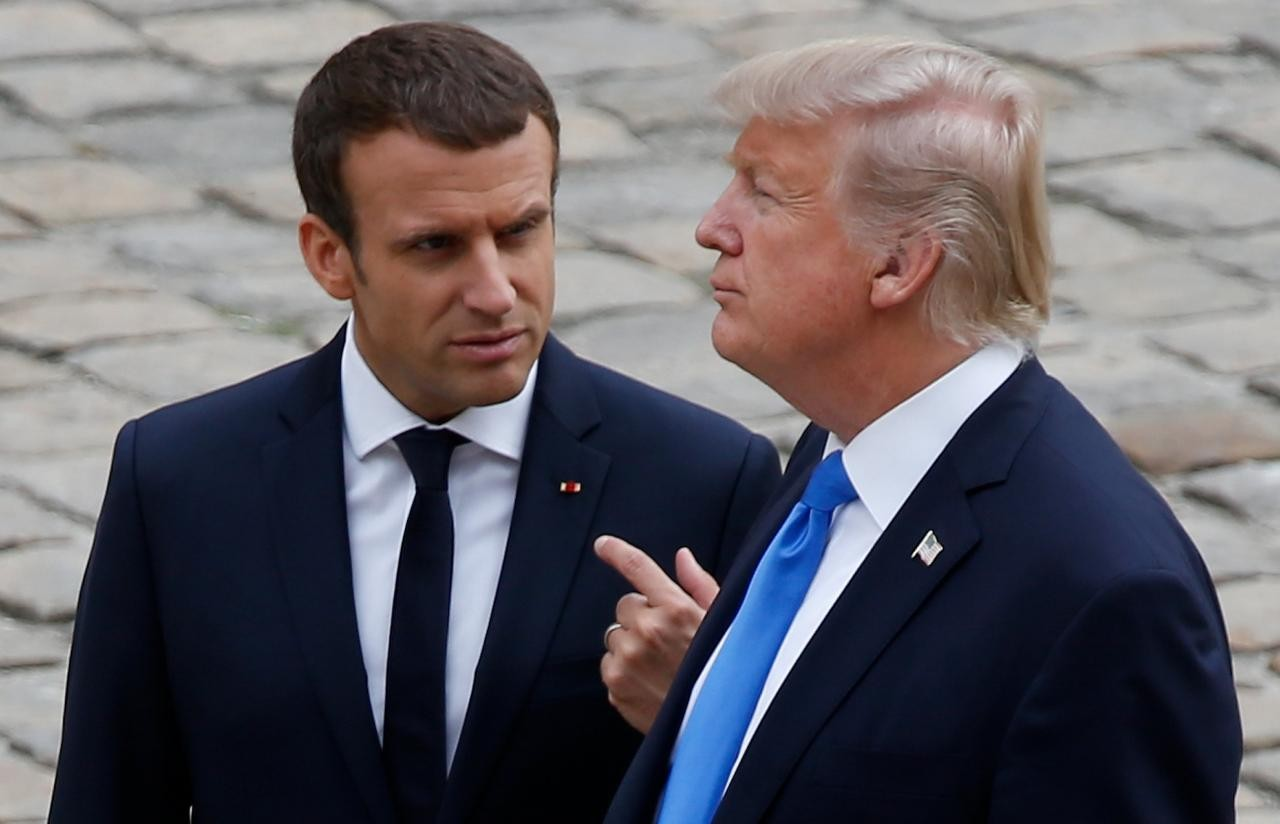 Majority of French no longer see US as trusted ally: Poll
