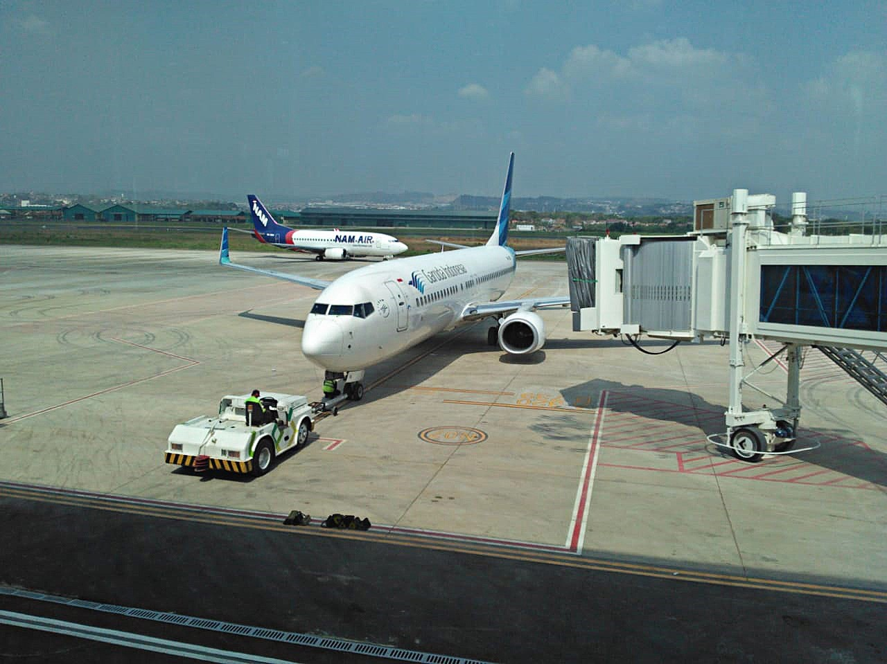 Garuda Indonesia calls on pilots to return to negotiation table