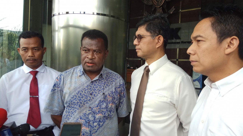 Authorities team up to combat illegal logging in Papua