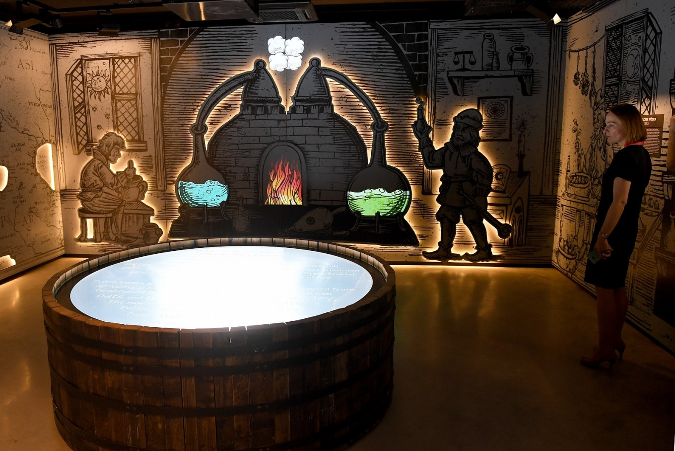 Polish Vodka Museum opens in Warsaw next week