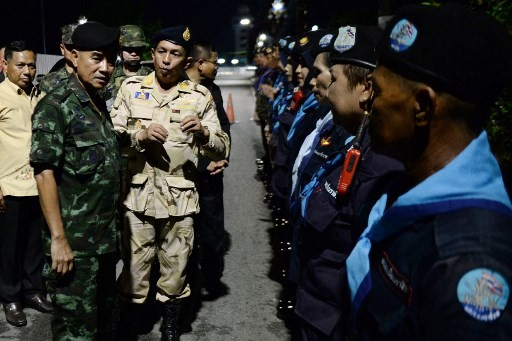 Thai junta seeks $10 billion in new security budget