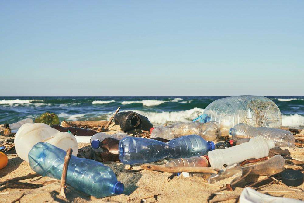 Fighting plastic pollution through small steps