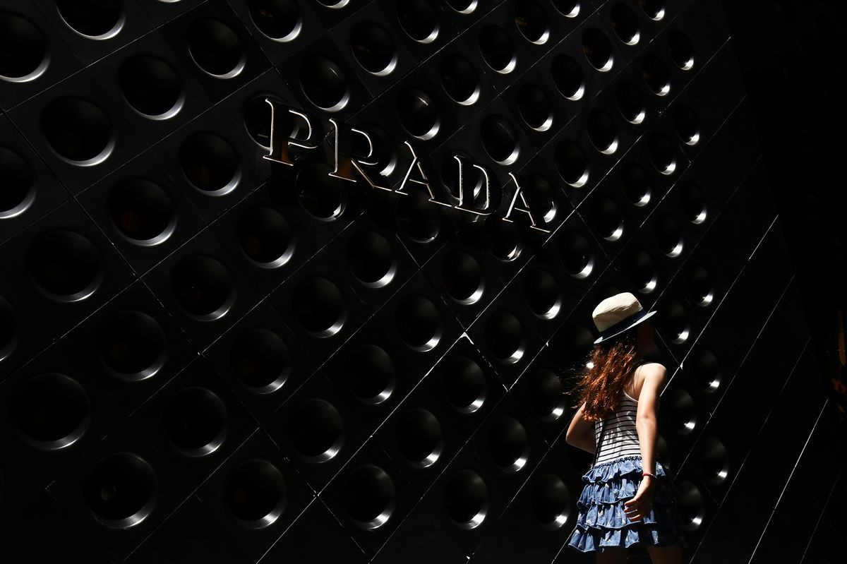 Prada's next generation steps in as son joins fashion house