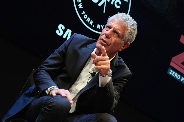 Anthony Bourdain's death ruled a suicide