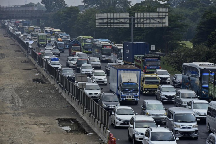 I'm proud Bekasi is congested city: Mayor
