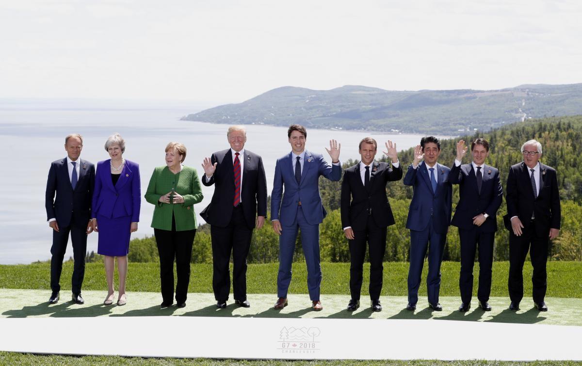 Trump torpedoes G7 effort to ease trade spat, threatens auto tariffs